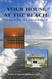 Cover of: Your House at the Beach