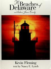 Cover of: The Beaches of Delaware & Historic Sussex County