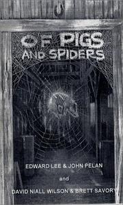 Cover of: Of Pigs and Spiders
