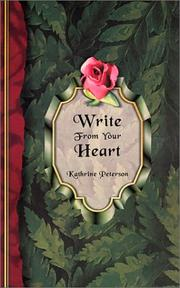 Cover of: Write from Your Heart