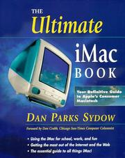Cover of: The Ultimate iMac Book