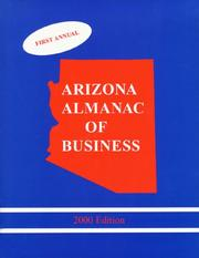 Cover of: Arizona Almanac of Buiness