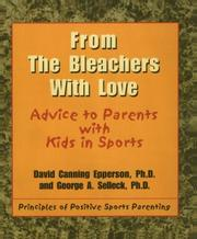 Cover of: From the Bleachers with Love