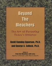 Cover of: Beyond the Bleachers
