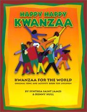 Cover of: Happy Happy Kwanzaa (Kids Creative Classics)