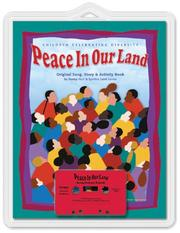 Cover of: Peace In Our Land