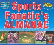 Cover of: Sports Fanatics Almanac 2008 Daily Boxed Calendar
