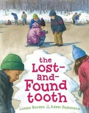 Cover of: The Lost-and-Found Tooth
