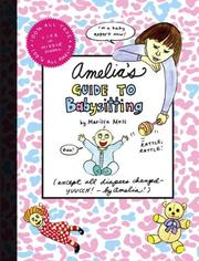 Cover of: Amelia's Guide to Babysitting (Amelia)