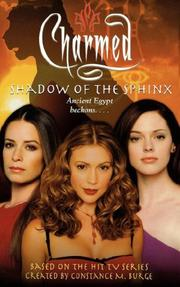 Cover of: Shadow of the Sphinx (Charmed)