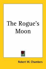 Cover of: The rogue's moon