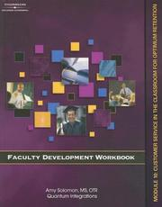 Cover of: Faculty Development Companion Workbook Module 10: