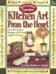 Cover of: Kitchen Art From the Heart