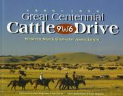 Cover of: Great Centennial Cattle Drive