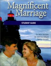 Cover of: Magnificent Marriage