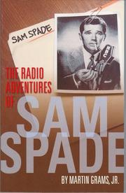 Cover of: The Radio Adventures of Sam Spade