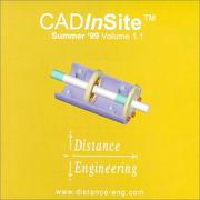 Cover of: CADInSite