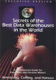 Cover of: Secrets of the Best Data Warehouses in the World
