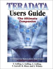 Cover of: Teradata Users Guide