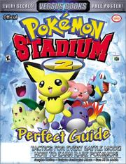 Cover of: Versus Books Official Pokemon Stadium 2 Perfect Guide