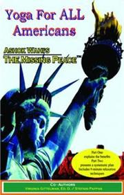 Cover of: Yoga for All Americans (Missing Peace)