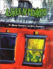 Cover of: The Green Monkeys