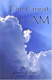Cover of: The Great I Am