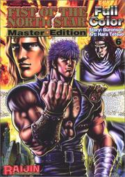Cover of: Fist Of The North Star Master Edition Volume 6 (Fist of the North Star)