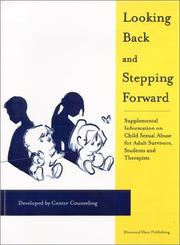 Cover of: Looking Back and Stepping Forward