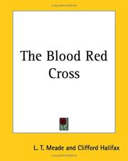Cover of: The Blood-Red Cross