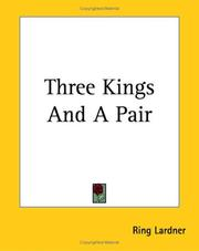Cover of: Three Kings And A Pair