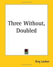 Cover of: Three Without, Doubled