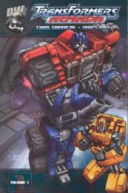 Cover of: Transformers Armada Volume 1
