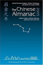 Cover of: The Chinese Almanac 2005