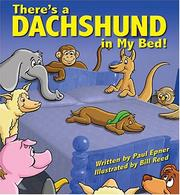 Cover of: There's a Dachshund in My Bed!