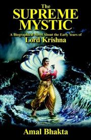 Cover of: The Supreme Mystic