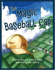 Cover of: The Magic Baseball Cap