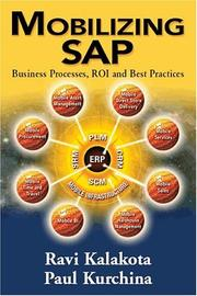 Cover of: Mobilizing SAP