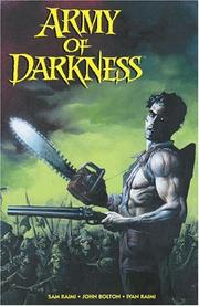 Cover of: Army Of Darkness Adaptation