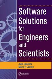 Cover of: Software Solutions for Engineers and Scientists