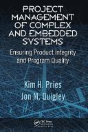 Cover of: Project Management of Complex and Embedded Systems