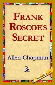 Cover of: Frank Roscoe's Secret