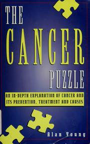 Cover of: The cancer puzzle