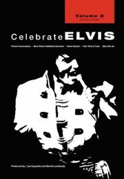 Cover of: Celebrate Elvis - Volume 2