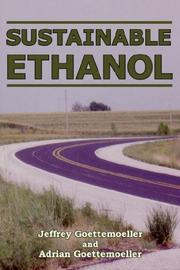 Cover of: Sustainable Ethanol