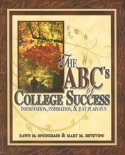 Cover of: The ABC's of College Success
