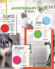 Cover of: Point of Contact