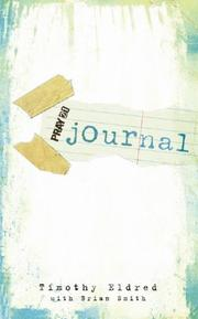 Cover of: Pray 21 Journal