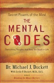 Cover of: The Mental Codes--Secret Powers of the Mind