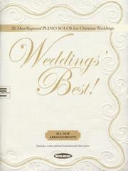 Cover of: Weddings' Best